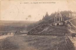 CHINY - La Chapelle Notre-Dame De Luxembourg - Chiny