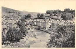 LA ROCHE En ARDENNE - L'Ourthe Et Le Pont - La-Roche-en-Ardenne