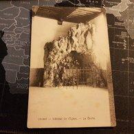 Lincent - Intérieur De L'Eglise - La Grotte (D) - Lincent