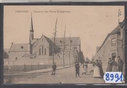 8991 CPA  ISEGHEM COUVENT DES PERES TRAPPISTES 1919 - Izegem