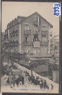 8993 CPA LOURDES L HOTEL DE LONDRES - Izegem