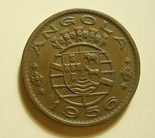 Portugal Angola 1 Escudo 1956 - Portugal
