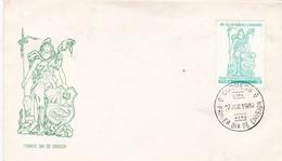 FDC. AÑO DE LOS DEBERES CIUDADANOS. OBLIT 1980. PERU - BLEUP - Perú