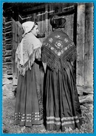 CPSM 73 BEAUFORT-sur-DORON Savoie - Costumes De Beaufort - Beaufort