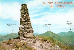 Le Puy Chavaroche  CPM Ou CPSM - Autres Communes