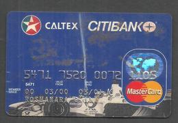 PAKISTAN CITIBANK VISA CARD - Credit Cards (Exp. Date Min. 10 Years)