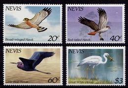 Nevis 248-251 Vögel Birds Animals  Wildlife 1985 **  MNH  (9178 - Vögel