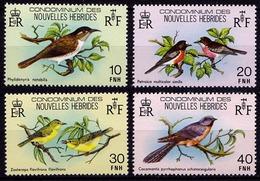 Neue Hebriden New Hebrides 553-560 Vögel Birds 1980 ** MNH   (9187 - Vögel