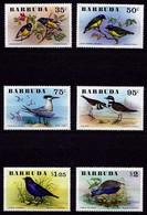 Barbuda  261-266  Vögel Birds Tiere Animal Wildlife 1976 ** (9224 - Vögel