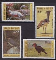 Obervolta Vögel Birds Animals Wildlife 1984 ** (9682 - Oiseaux