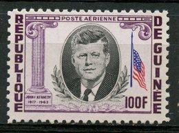 Guinea 1964 100f Kennedy Issue #C56 - Guinea (1958-...)