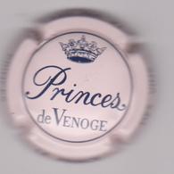 Capsule Champagne DE VENOGE ( 257f ; Rose Pâle Et Bleu ) 5€ {S38-18} - Champagne