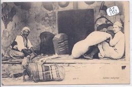 ALGERIE- SELLIERS INDIGENES - Professions