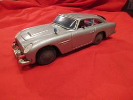 Aston Martin JB007 Gama 1966 James Bond à Friction - Gama