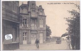 VILLERS-SUR-MER- HOTEL DU GRAND BALCON - Villers Sur Mer