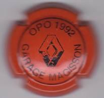 COMMEMORATIVE PETIT TIRAGE OPO 1992 GARAGE MAGISSON - Champagne