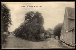FRESNAY - Jonction Des Deux Rues - Frankreich