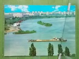 KOV 7-35 - BEOGRAD, BELGRADE, SERBIA, USCE, BROD, SHIP, NAVIRE - Serbie