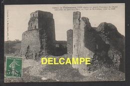 DF / 29 FINISTERE / LANDUNVEZ / CHÂTEAU DE TRÉMAZAN / CIRCULÉE EN 1913 - Other Municipalities