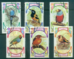 Ras Al Khaima 1972 Birds CTO - Ra's Al-Chaima