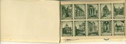 Besançon Et Franche - Comté . 50 Timbres Touristiques . Collection Complète . SUPERBES COLORIS . - Commemorative Labels