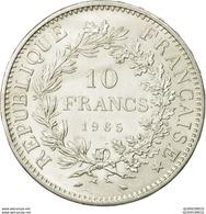 TRES BEAU LOT DE 13 PIECES DE 10 FRANCS ARGENT (HERCULE/DUPRé) SUP - K. 10 Francs