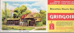 Pithiviers En Gâtinais  : Buvard GRINGOIRE 1005 Petit Trianon (PPP9228) - Food