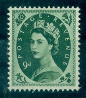 G.B. N° 296 Nxx  Fil N  Tb.  Cote 30 € - 1902-1951 (Re)