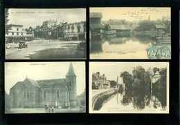 Beau Lot De 60 Cartes Postales De France  Orne   Mooi Lot Van 60 Postkaarten Van Frankrijk ( 61 ) - 60 Scans - Cartes Postales
