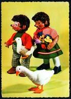 B7031 - Mecki Spielzeug - Puppe - DDR - Mecki