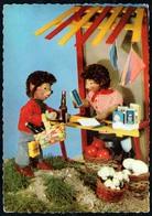 B7034 - Mecki Spielzeug - Puppe - DDR - Mecki