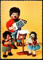 B7035 - Mecki Spielzeug - Puppe - DDR - Mecki