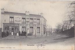 VERNOUILLET  Café De La Gare - France