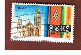 MESSICO (MEXICO) -  SG 2118  - 1993  TOURISM: COAHUILA                                                          -  USED° - Messico