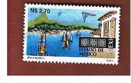 MESSICO (MEXICO) -  SG 2274  - 1993  TOURISM: MEXICO CITY                              -  USED° - Messico