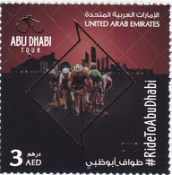 UAE New Issue 2018, Abu Dhabi Bycicel Tour 1v.complete Set MNH-  SKRILL PAYMENT ONLY - United Arab Emirates