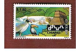 MESSICO (MEXICO) -  SG 2411  - 1997  TOURISM: CHIAPAS                         -  USED° - Messico