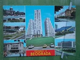 KOV 7-42 - BEOGRAD, BELGRADE, SERBIA, AUTO - Serbie