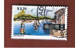 MESSICO (MEXICO) -  SG 2417  - 1997  TOURISM: MEXICO CITY                       -  USED° - Messico