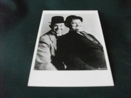 "LAUREL ET HARDY OVVERO STANLIO E OLLIO Stan Laurel, Pseudonimo Di Arthur Stanley Jefferson,Oliver Norvell ""Babe"" Hardy - Actors"