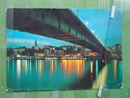KOV 7-48 - BEOGRAD, BELGRADE, SERBIA, Pont, Bridge, Ed Kruger - Serbia