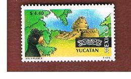 MESSICO (MEXICO) -  SG 2423  -   1997    TOURISM: YUCATAN                 -  USED° - Messico