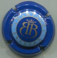 CAPSULE-CHAMPAGNE BREUZON N°06 Contour Bleu - Other