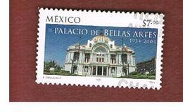 MESSICO (MEXICO) -  MI 3088 -   2004    PALACIO DE  BELLES ARTES              -  USED° - Messico