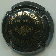 CAPSULE-CHAMPAGNE GERBAUX R. N°03 Noir - Other