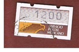 MESSICO (MEXICO) -  ATM  -   EAGLE 1200     -  USED° - Messico
