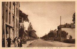 CPA - CARIGNAN (08) - Aspect De L'avenue De Blagny Dans Les Années 20 / 30 - France