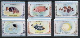 Umm Al Qiwain 1972 Tropical Fish CTO - Umm Al-Qiwain