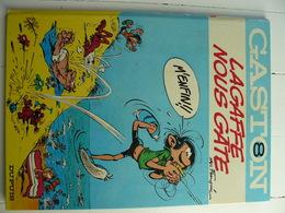 FRANQUIN Gaston Lagaffe T8 1970 2ème édition TBE - Gaston