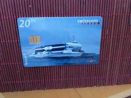 Phonecards Suisse  20 CHFUsed - Switzerland